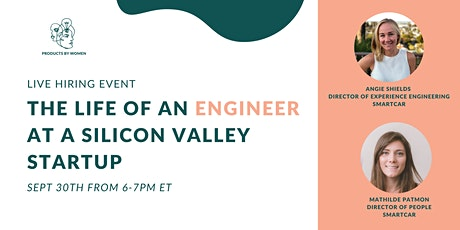 Day In the Life of An Engineer at A Silicon Valley Start-up tickets