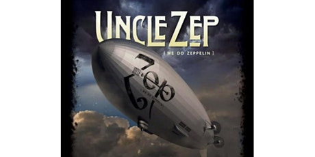 Uncle Zep at The Centre Theatre tickets