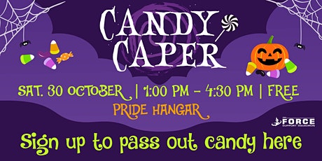 EAFB- Candy Caper Volunteers tickets