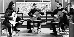 Sidney Matinée: Victoria Guitar Trio