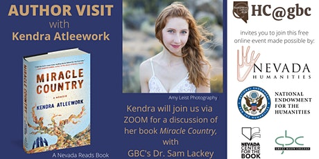 Author Visit with Kendra Atleework tickets