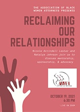 Reclaiming Our Relationships tickets