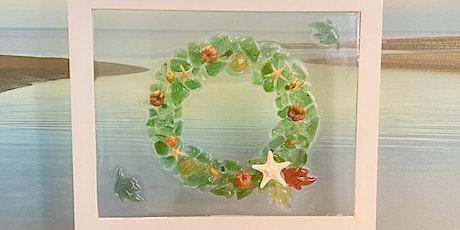 Seascape Window Fall Wreath Workshop tickets