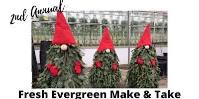 Fresh Evergreen Gnome – Make and Take