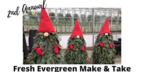 Fresh Evergreen Gnome - Make and Take tickets