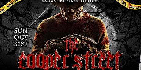 The Cooper Street Massacre { Halloween Night } @ Playhouse On The Square tickets