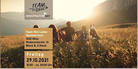 Inspiration Day Wien 29.10.2021 tickets