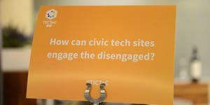 The Impacts of Civic Technology Conference 2016...