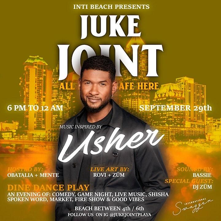 Juke Joint ⦿ Dine Dance Play ⦿  Inti Beach image