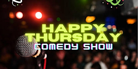 Happy Thursday- Wonderful Live  Safe Comedy Show - The Upper West Side tickets