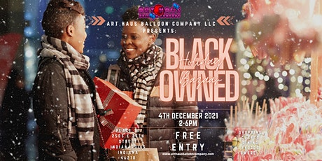 2nd Annual Black Owned Holiday Bazaar tickets