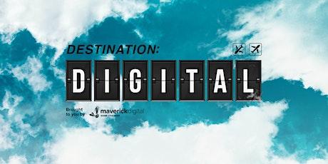 Destination: Digital tickets