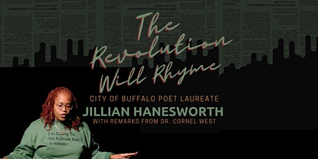 The Revolution Will Rhyme Book Launch tickets
