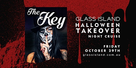 Glass Island - The Key Halloween Takeover - Fri 29th October tickets