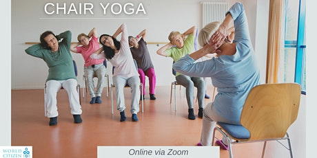 Chair Yoga & Meditation tickets