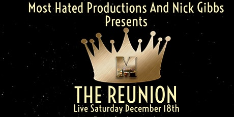 THE MOVEMENT REUNION tickets