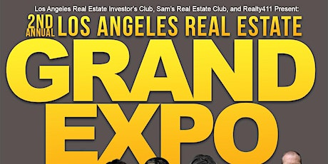 Annual Los Angeles Real Estate Grand Expo tickets