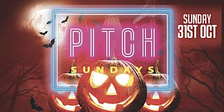 Pitch Sundays Halloween Special tickets