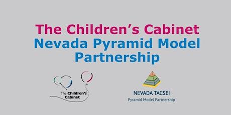 NV Pyramid Model: Backpack Series: #4 Addressing Behavior tickets