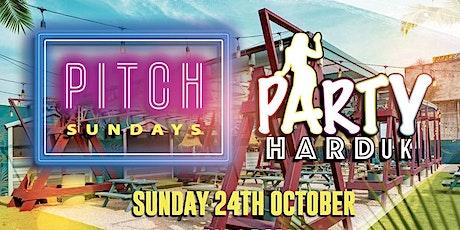 Pitch Sundays 24.10.21 tickets