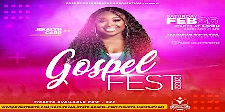 2022 Texas State Gospel Fest . tickets