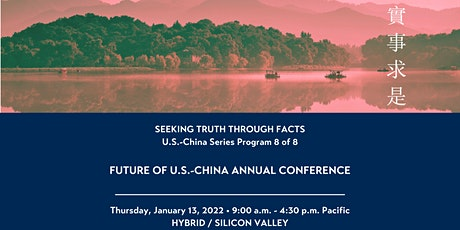 2022 Future of U.S. and China Annual Conference tickets