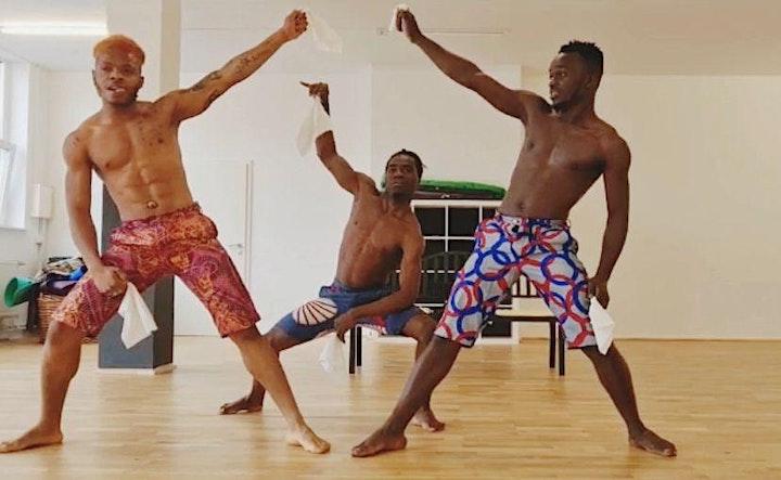 Afro Traditional & Coupé Décalé Workshop - Verkauf endet am 2.10. 15 Uhr: Bild