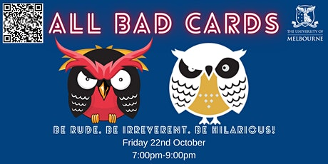 All Bad Cards Game Night #2 tickets