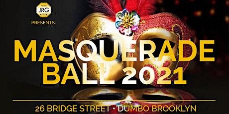 JRG Masquerade Ball 2021 tickets