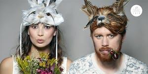 Curious Fair Pop Up Shop - Bespoke Headdresses, Masks...