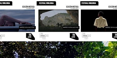 FESTIVAL DE CORTOS VINILONGA: EDICIÓN MÍSTICA entradas