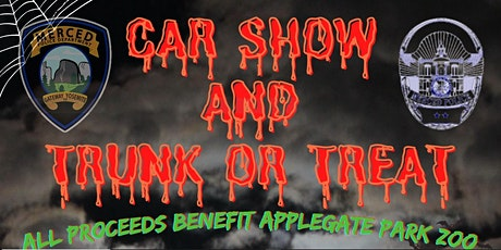 Merced Police Department Cops for Critters Car Show & Trunk or Treat tickets
