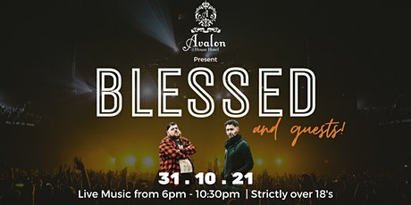 Blessed & Guests! tickets