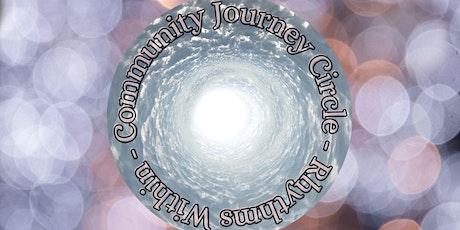 Rhythms Within- Spirit World Journey Circle (online) tickets