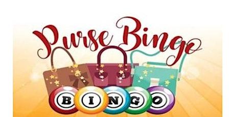 Purse Bingo for Izzy tickets