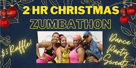 Christmas ZUMBATHON with The Zumba Tribe. All are Welcome! entradas