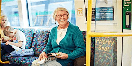 Get on Board with Transperth Network Tour  for  Older Adults (50+) - Morley tickets