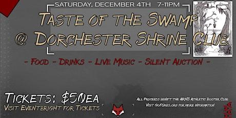 Taste of the Swamp - Ashley Ridge Athletic Booster Club tickets