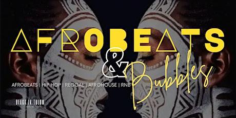 Black In Tulum AfroBeats & Bubbles Brunch || #IssaVibe entradas