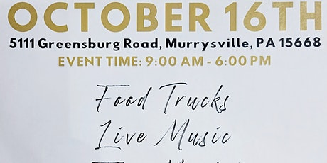 Halloween Flea, Craft And Food Truck Party! tickets