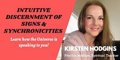 Discernment of Signs & Synchronicities Webinar tickets