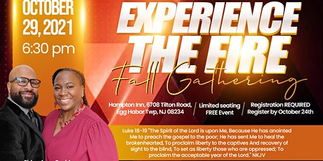 Experience the Fire Fall Gathering tickets