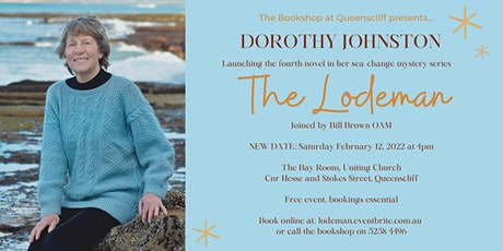 Book Launch: The Lodeman by Dorothy Johnston tickets