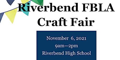 Riverbend FBLA Craft Fair tickets