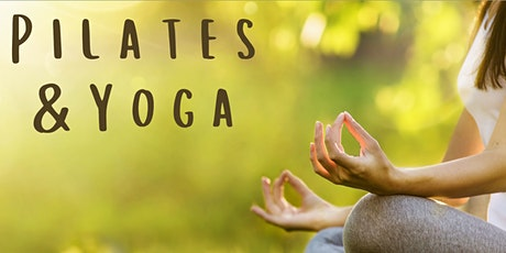 Pilates & Yoga at The Shearing Shed tickets