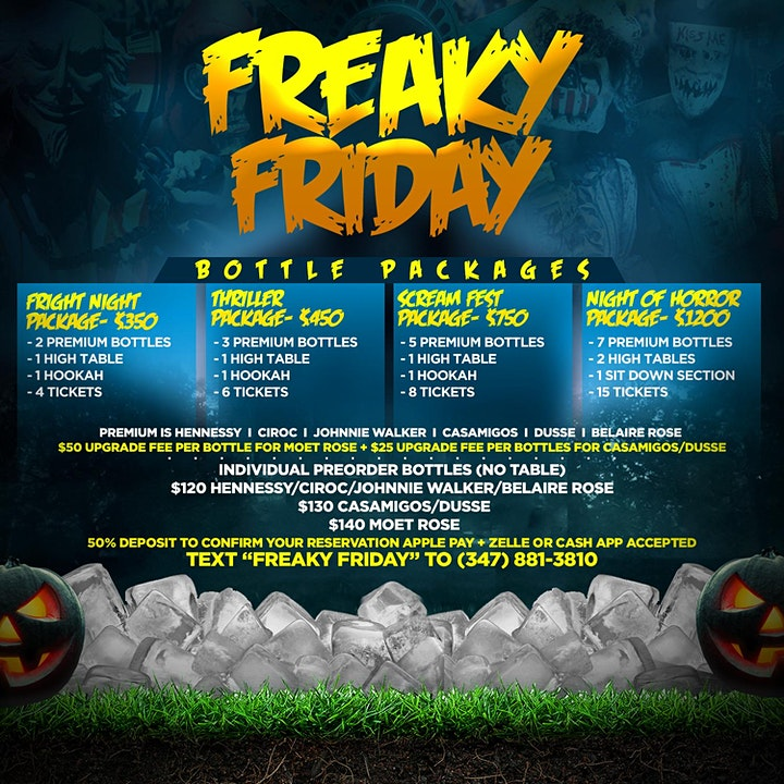 Freaky Friday (Costume Party) The House of Horning image