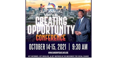 22nd Annual Creating Opportunity Conference - Rainbow PUSH tickets