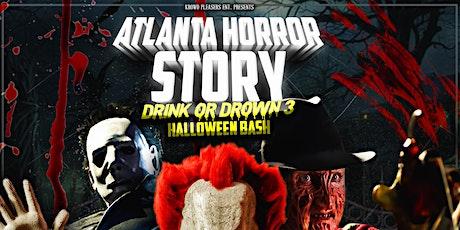 Atlanta Horror Story Halloween Bash tickets