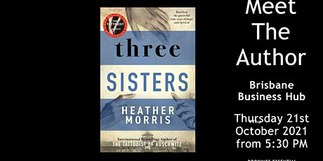FREE EVENT - Heather Morris Talk tickets
