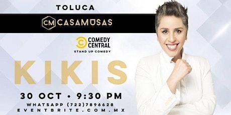 Kikis | Stand Up Comedy | Toluca boletos